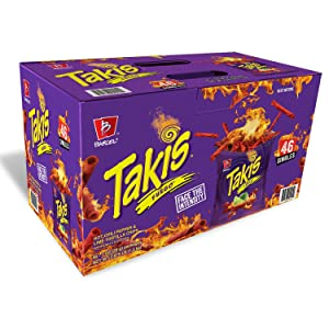 Takis NPVTYR Barcel Fuego 2 Pack