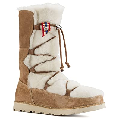 Birkenstock Nuuk Shearling Premium Collection
