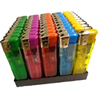 EMTEC Electronic Refillable Lighters with Adjustable Flame Available in Different Packs