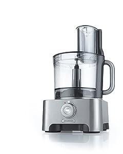 Kenwood FPM910 Multipro Excel 16 Cup Food Processor, Stainless Steel