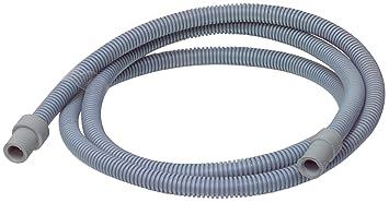Eurosell ablaufschlauch 8 mm 10 mm 1.50 m für kondenstrockner