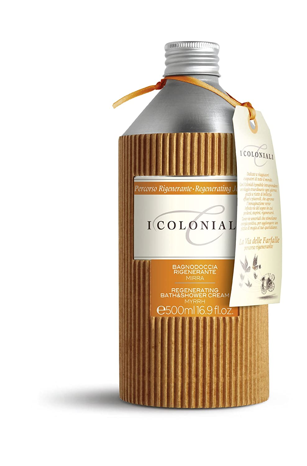 I Coloniali Bath and Shower Cream Regenerating Myrrh, Atkinsons, Unisex Bath and Shower Cream – Bottle 500 ml. 10077651