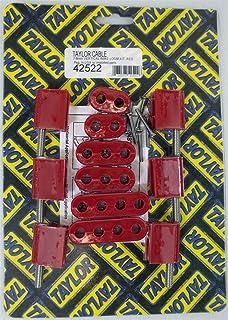 BILLET SPEC 69703 Plug 3 Wire Separator Valve Cover Mount Polished