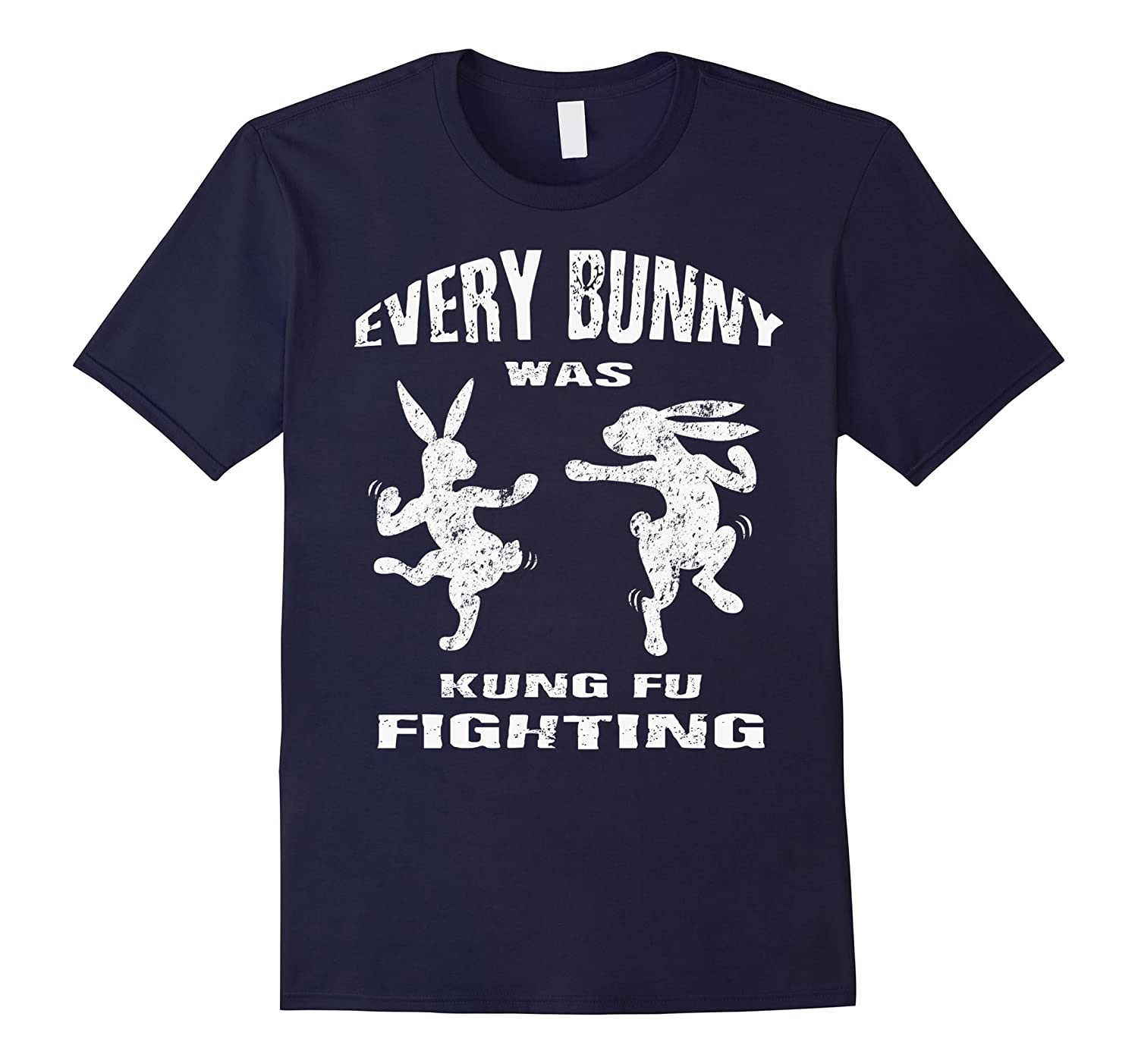ebac3ef9 Every Bunny was Kung Fu Fighting Funny Easter Shirt Classic-TH ...