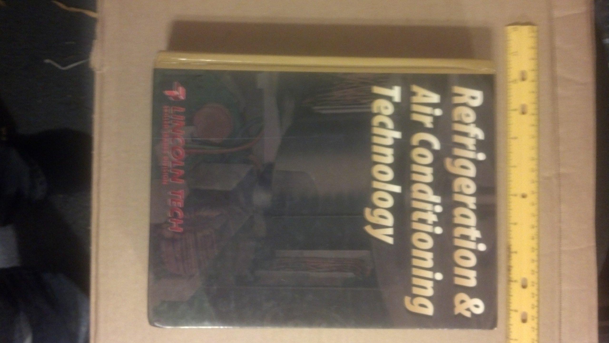 Refrigeration Air Conditioning Technology Lincoln Tech U 9781401890766 Amazon Com Books