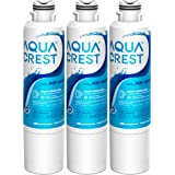 AQUACREST Replacement DA29-00020B Refrigerator Water Filter, Compatible with Samsung DA29-00020B, DA29-00020A, HAF-CIN/EXP, 46-9101 Water Filter (Pack of 3)