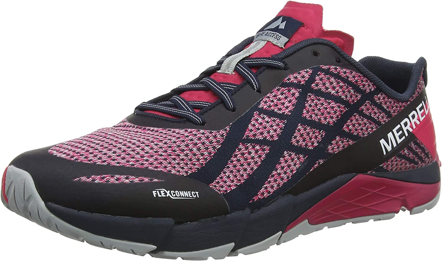 Merrell Bare Access Flex Shield Womens Running Shoes Mesh
