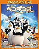 ペンギンズ FROM マダガスカル ザ・ムービー 3枚組3D・2Dブルーレイ&DVD(初回生産限定) [Blu-ray]