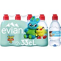 Evian Toy Story 4 Kids Water 330ml promo, 12-Pieces