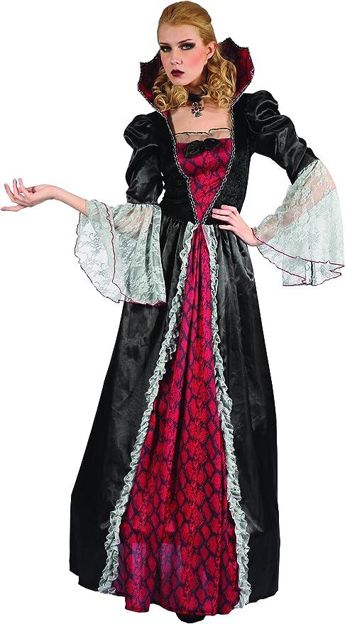 Disfraz de vampiresa elegante mujer - S: Amazon.es: Juguetes y juegos