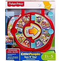 Little People Mattel Nuova Fattoria Parlante See n'Say