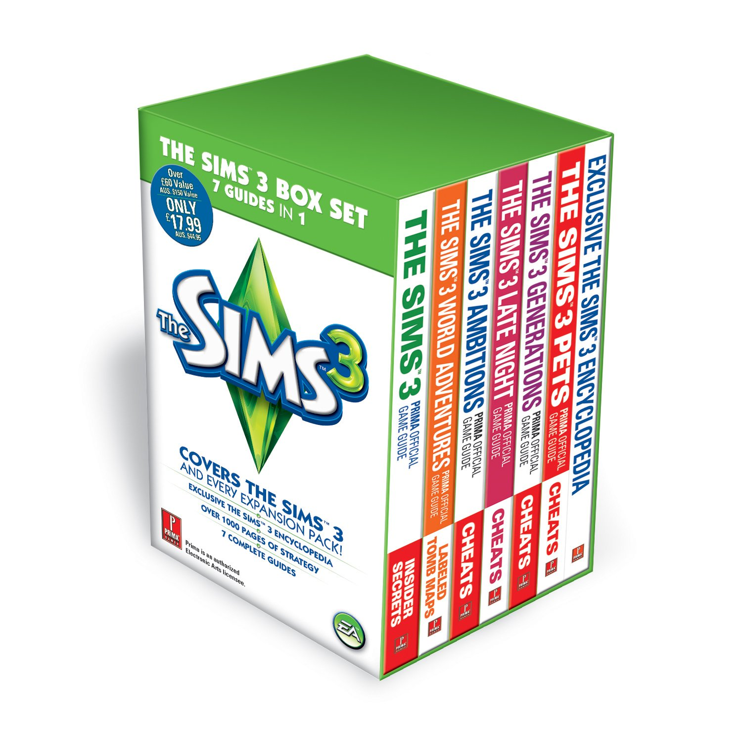 The sims 3: prima official game guide by catherine browne.