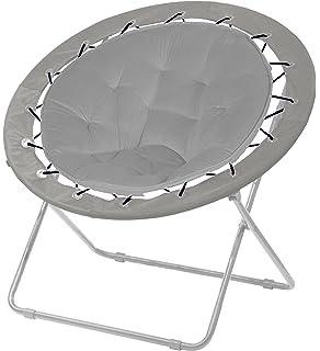 Superbe Urban Shop Bungee Chair, Grey