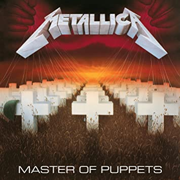 Image result for metallica master of puppets remastered