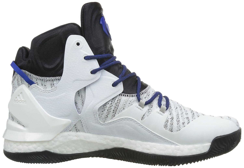 84b26d4faa44 Adidas D Rose 7 Primeknit Ftwwhtcblackblusld - B72720 - Color White-Black -  Size  11.0  Amazon.ca  Shoes   Handbags