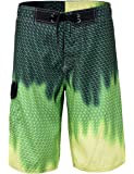 Nonwe Men's Surf Boardshorts Quick-dry Beach Swim Pants