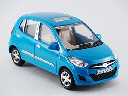 Buy Centy Toys & Model Of Hyundai I10 Car -Kidsshub 140/60/60 mm. In ...
