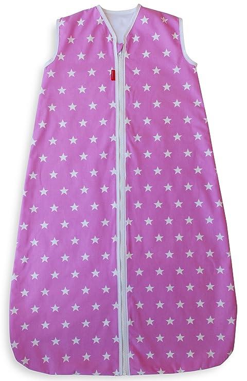 Ideenreich 2129 Saco de dormir rosa Talla:70 cm