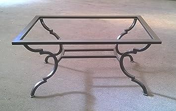 Tavolo Tavolino in FERRO BATTUTO . Realizzazioni Personalizzate ...