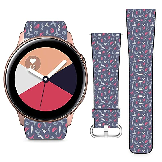 Amazon.com: Compatible with Samsung Galaxy Watch Active ...