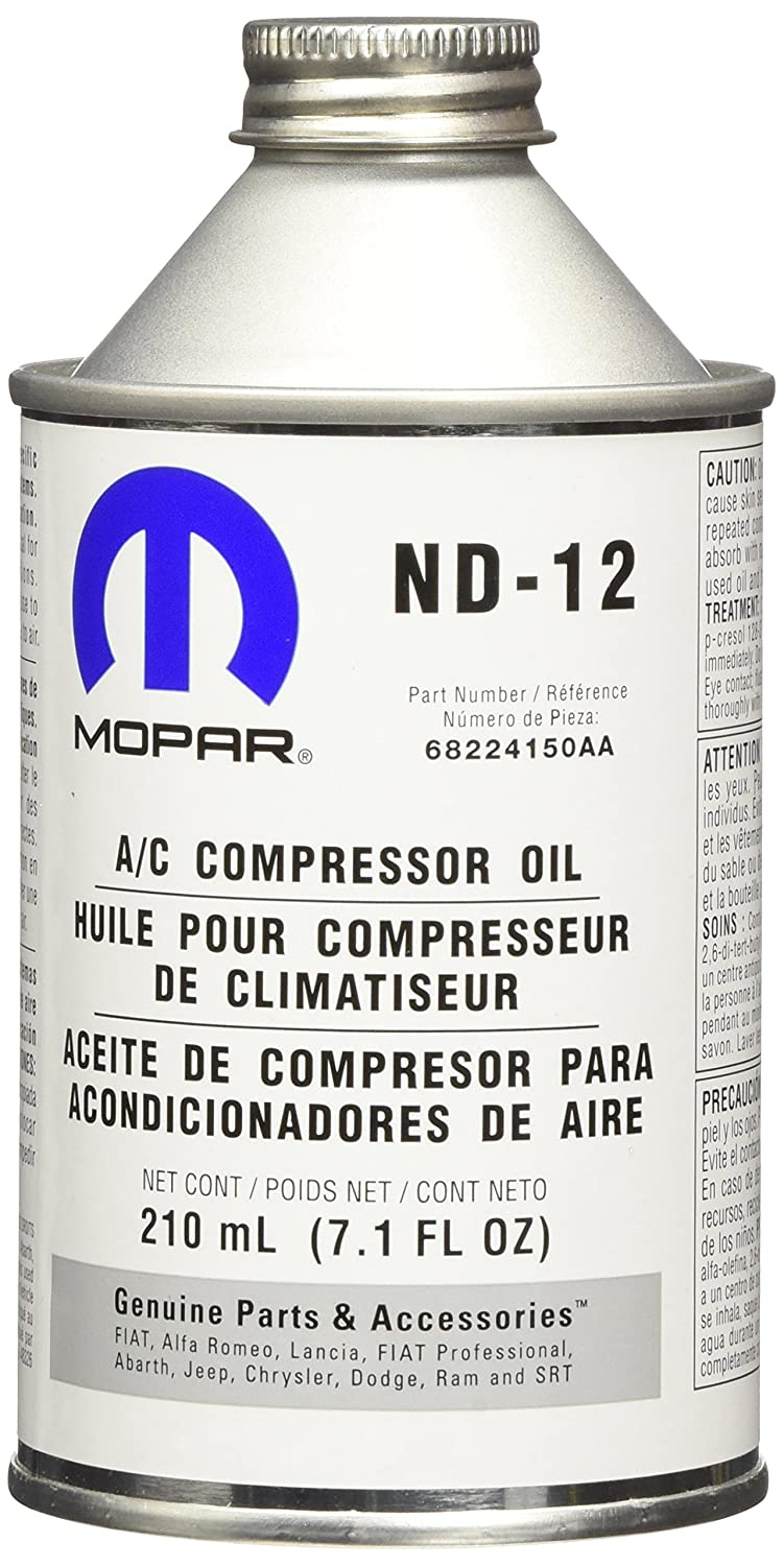 Amazon.com: Genuine Chrysler 82300102 A/C Compressor Lubricant: Automotive