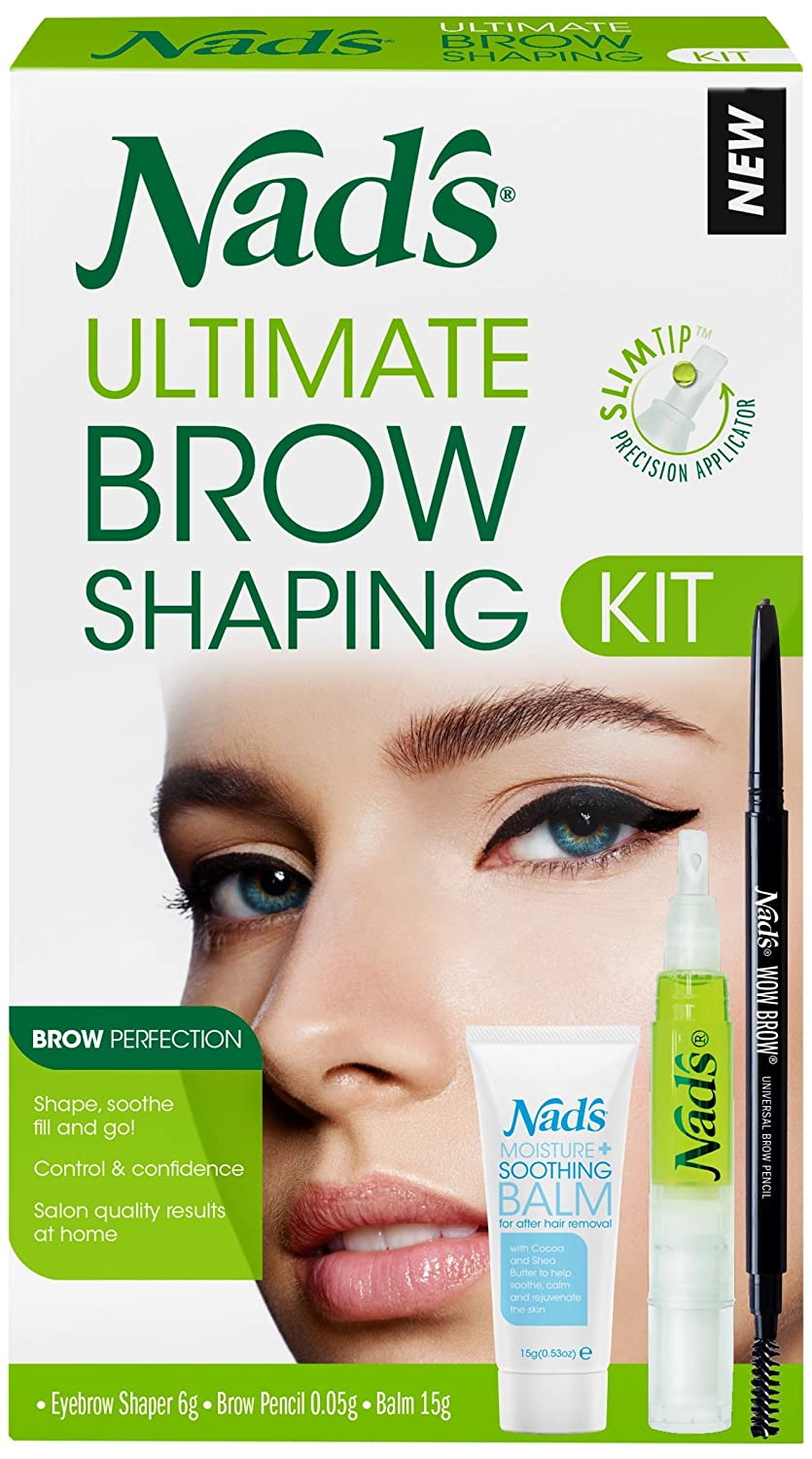 Amazon Nads New Ultimate Brow Shaping Kit Beauty