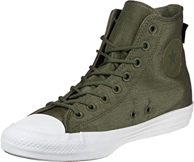 factory price 9c84c aa367 Converse Chuck Taylor All Star Cordura Hi Olive Green Men s 13   Amazon.co.uk  Shoes   Bags