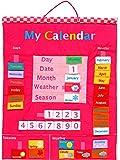 My Calendar 'Pink' Wall Hanging