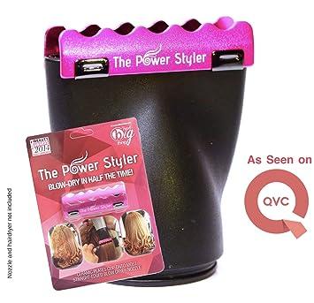 Amazon.com: Boquilla de cerámica para secador de pelo ...