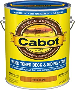 Cabot 140.0019202.007 Wood Toned Deck
