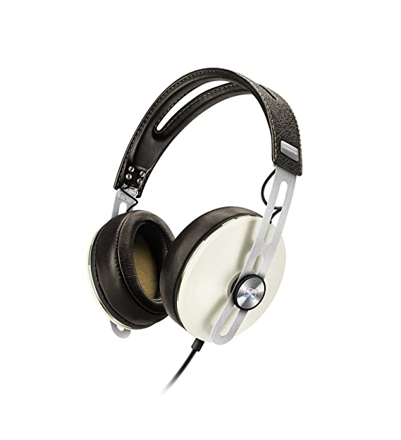 Sennheiser M2 AEG - Auriculares de Diadema Cerrados inalámbricos, Color Marfil: Amazon.es: Electrónica