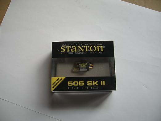 Stanton 505 SK II: Amazon.es: Instrumentos musicales