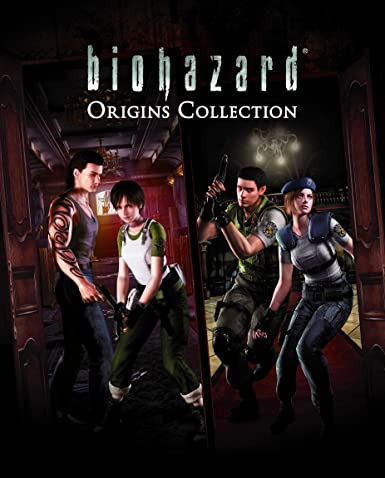 Capcom BioHazard Origins Collection NINTENDO SWITCH REGION FREE ...