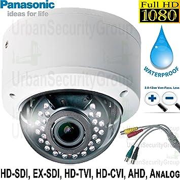 Amazon.com: USG 6 en 1 CCTV formato Panasonic Chip 1080P 2 ...