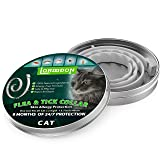 LORDDDON Flea and Tick Collar for Cats and Small
