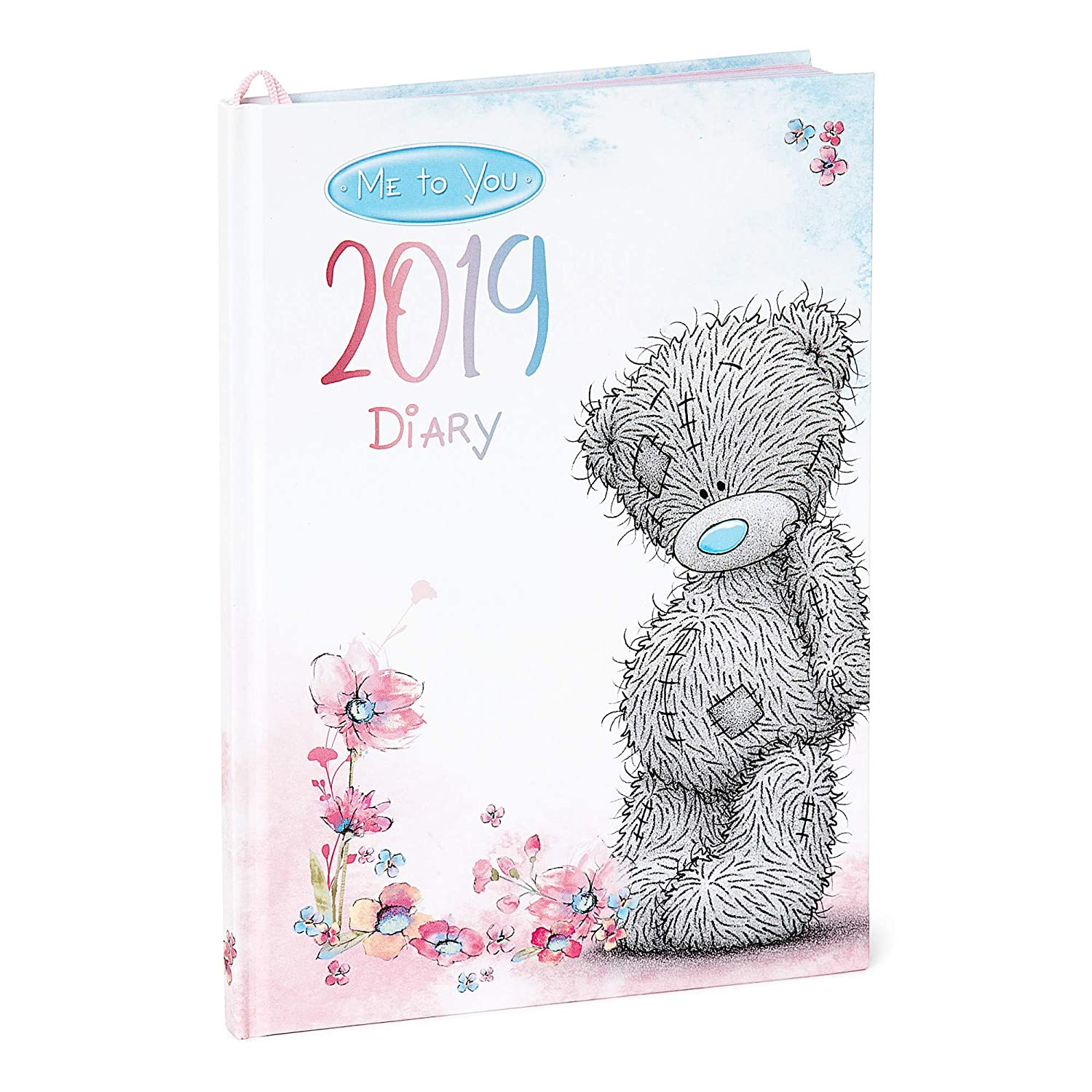 Me to You Tatty Teddy 2019 Tagebuch A5 Carte Blanche Greetings XDA01001