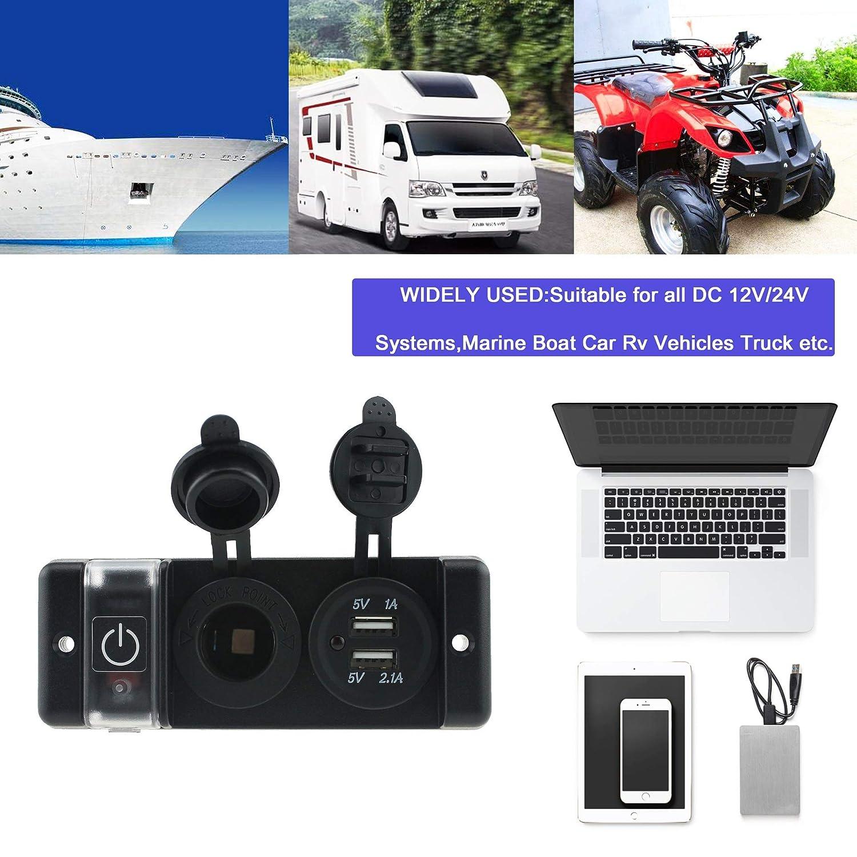 AliExpress ebay 12v fuente de alimentación del coche coche ...
