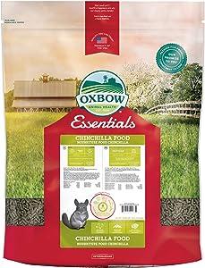Oxbow Essentials Chinchilla Food - All Natural Chinchilla Food