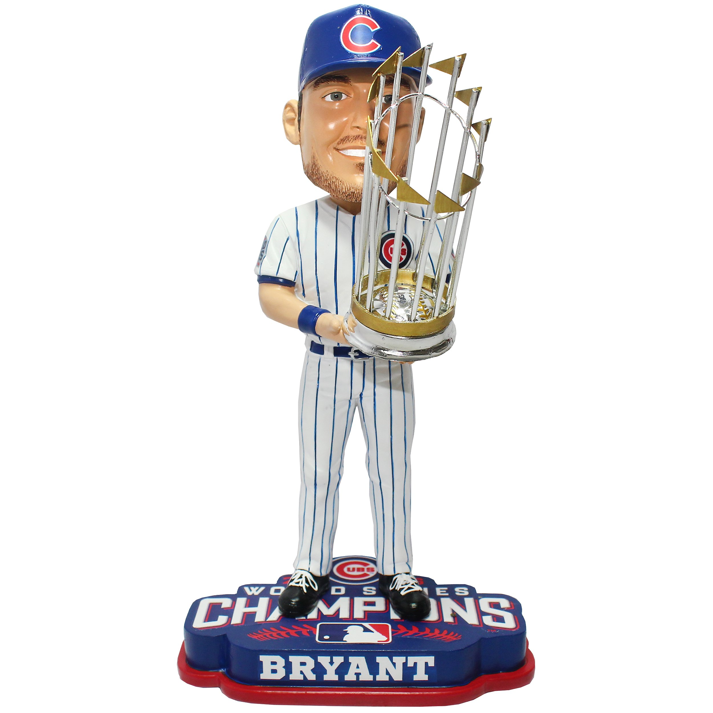 2cb45c25e5e Amazon.com   FOCO MLB Chicago Cubs Kris Bryant Unisex Bryant K.  17 2016 World  Series Champions 8