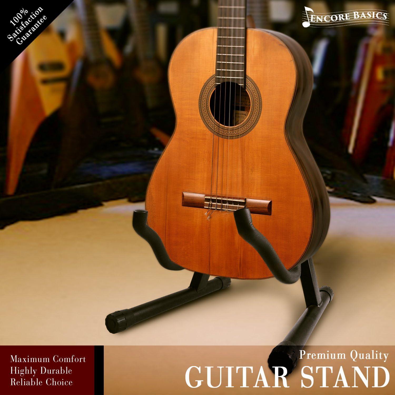 Encore Basics – Soporte para guitarra eléctrica, guitarra acústica ...