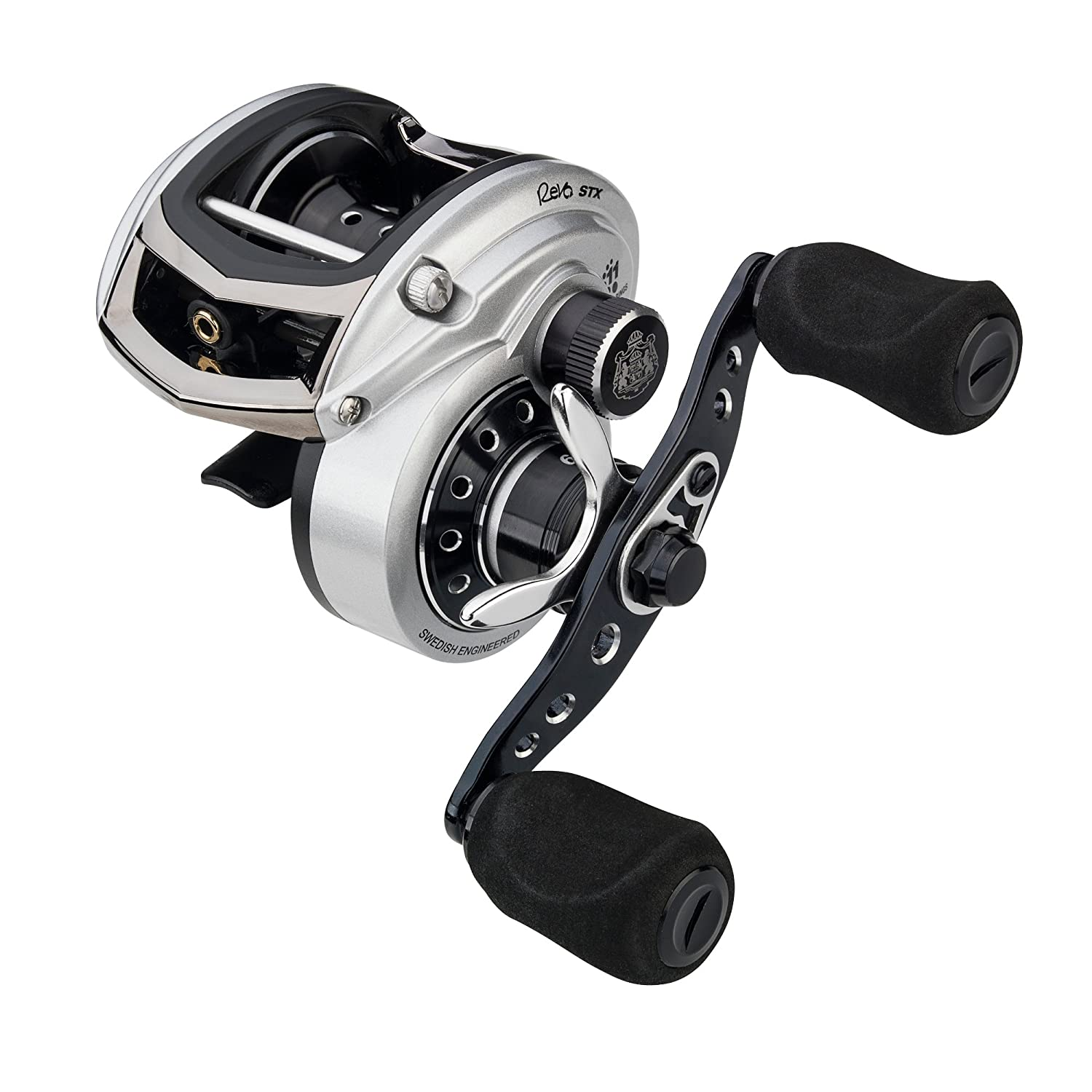 Abu Garcia Revo STX Low Profile Casting Reel – Left Hand