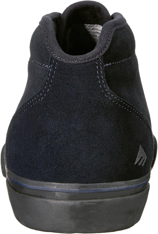 Emerica Men's Wino G6 Mid Skate Shoe Navy/Black