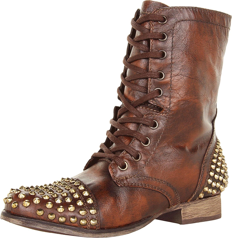 e837c64d432 Amazon.com   Steve Madden Women's Tarnney Ankle Boot   Ankle & Bootie
