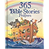 365 Bible and Prayers Padded Treasury - Gift for Easter, Christmas, Communions, Baptism, Birthdays, Ages 3-8