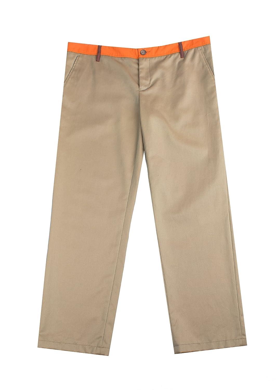 MIU MIU Women's Virgin Wool Cotton Pants Military Green