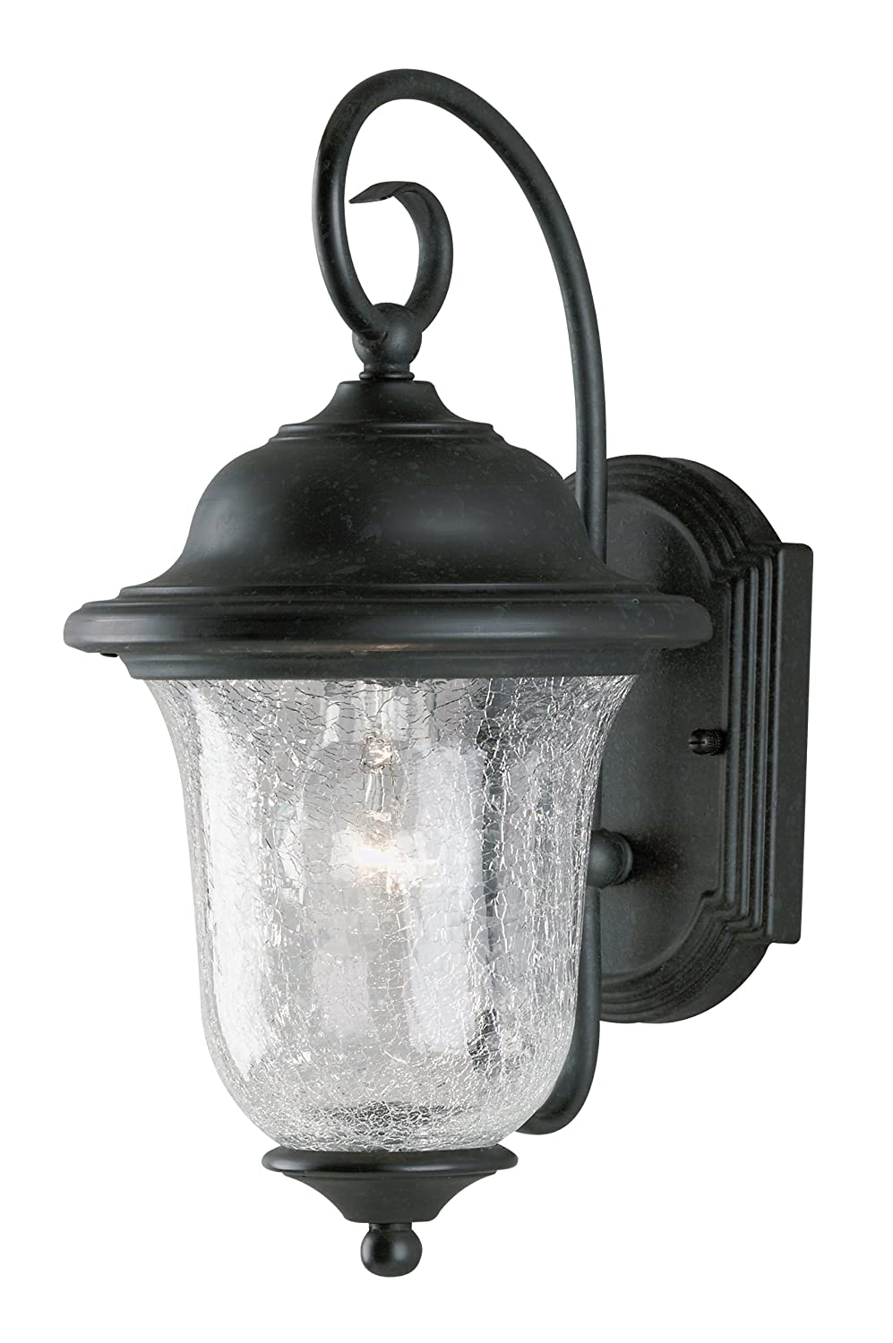 Westinghouse Lighting 6484100 One-Light Exterior Wall Lantern ...