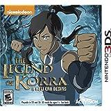 The Legend of Korra A New Era Begins - Nintendo 3DS [video game]