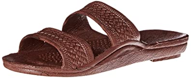383864e03 Surf Ware Brown Rubber Sandal