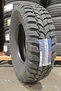 Roadone Cavalry Mud Tire E Tire-LT265/75R16 123Q