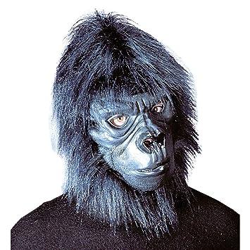 Máscara de gorila king kong